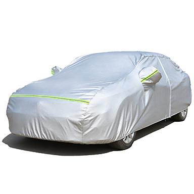 Acoperire Integrală Coperți de autovehicule Îmbrăcăminte Oxford / Film de aluminiu Reflexiv / Bara de avertizare For BMW X1 Toți Anii For