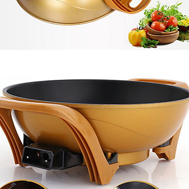 Instant Pot Multifuncțional Aluminum Alloy Aburitoare alimentare 220 V 1500 W Tehnica de bucătărie / USD