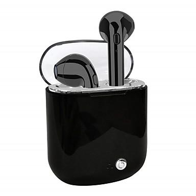 Factory OEM i7x EARBUD Bluetooth 4.2 Ecouteurs Ecouteur résine ABS / ABS + PC Téléphone portable Écouteur Avec Microphone / Avec boîte de recharge Casque