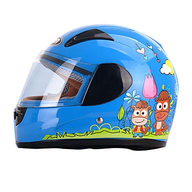 cheap Motorcyle Helmets-YEMA 203 Full Face Kids Unisex Motorcycle Helmet  Shockproof / Anti-UV / Windproof