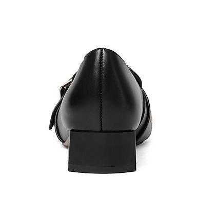 Noir 06836432 Chaussures Bottier Talons Femme Confort Blanc Nappa Cuir Chaussures Printemps Talon à fUxx6Pq7pn