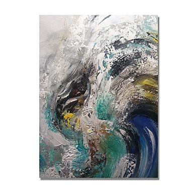 Hang oslikana uljanim bojama Ručno oslikana - Sažetak Comtemporary / Moderna Platno