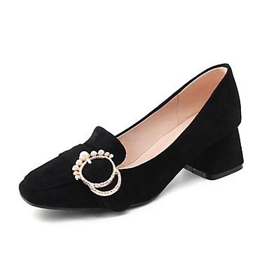 à Talon Printemps Chaussures Bottier Basique Polyuréthane Confort Noir 06785373 Talons Chaussures Escarpin Femme Rose 0Ew6z11x