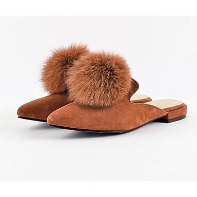 Daim Confort Kaki Vert Plat Chaussures Véronèse Sabot Printemps amp; 06778589 Mules Femme Talon Noir wgnxA6qR55