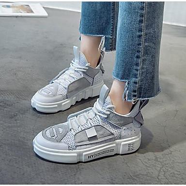 Été Basket Plat Noir Rond Printemps Confort Daim Chaussures Femme w1Wq86IO