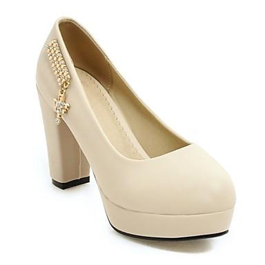 Chaussures Femme Noir Bottier Talon 06818705 Chaussures Talon Bottier à Confort 8a8154