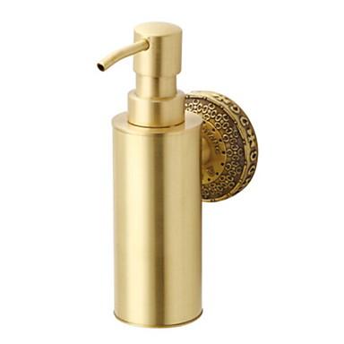 Soap Dispenser New Design Cool Contemporary Brass 1pc Bathroom