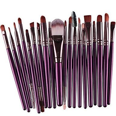 20pcs Makeup Bürsten Professional Rougepinsel Grundlagen Pinsel Make - Up Pinselset Kunstfaser Pinsel Umweltfreundlich / Weich / Nerz Haarbürste / Ziegenhaarbürste