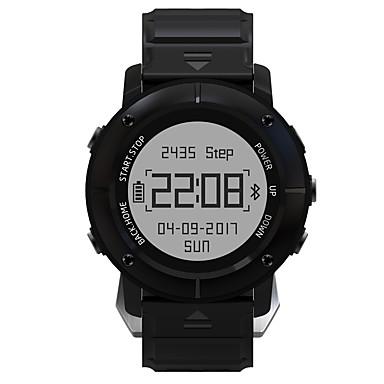 KING-WEAR® UW80 Relógio inteligente Android Bluetooth satélite Esportivo Impermeável Monitor de Batimento Cardíaco Cronómetro Podômetro Aviso de Chamada Monitor de Atividade Monitor de Sono