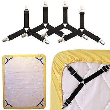Недорогие Хранение и организация-4шт. Листы подтяжки подставка для дивана подставка для постельного белья подставка для фиксации подтяжки