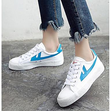 les chaussures confortables kaka (polyuréthane) printemps et et et été baskets croûton Rose  / Blanc  / Blanc  / Argent  / Blanc  / Vert  74d390