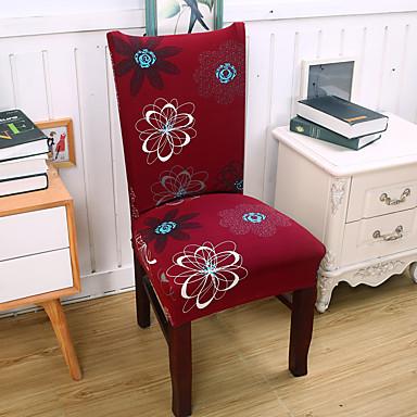 Potah na židli Vícebarevný Reaktivní barviva Polyester potahy