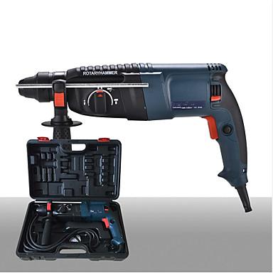 voordelige Elektrisch gereedschap-yiming rotaryhammer boordiameter 2-28mm nominale spanning 220v voor staalboringen / muurboringen / duurzaam en mooi