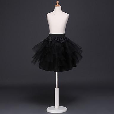Schwarzer Schwan Klassische / Traditionelle Lolita Lolita Rüschenkleid Damen Minimantel Cosplay Weiß / Schwarz Mini Über dem Knie Kostüme