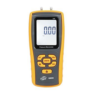 BENETECH GM510 大気質テスター 10kpa 測定器 / Pro