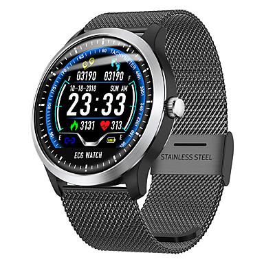 povoljno Pametna elektronika-BoZhuo N58 pro Uniseks Smart Narukvica Android iOS Bluetooth Sportske Vodootporno Heart Rate Monitor Mjerenje krvnog tlaka Ekran na dodir Štoperica Brojač koraka Podsjetnik za pozive Mjerač sna