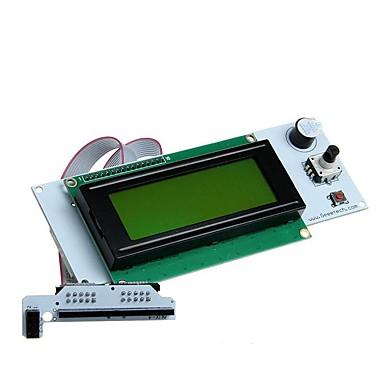 baratos Peças e Acessórios para Impressoras 3D-Geeetech 1 pcs Exibição de 2004A para impressora 3D