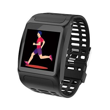 BoZhuo Z01 Muškarci Smart Narukvica Android iOS Bluetooth Sportske Vodootporno Heart Rate Monitor Ekran na dodir Kalorija Brojač koraka Podsjetnik za pozive Mjerač sna sjedeći Podsjetnik Pronađi moj