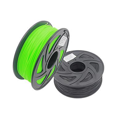 baratos Suprimentos para Impressoras 3D-PEANUT® Filamento da impressora 3D PLA 1.75 mm 1.35 kg para impressora 3D para caneta 3D