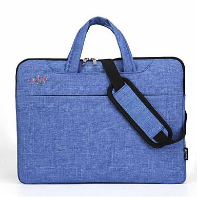 Entusiasta Oxford Porta Computer Cerniera Rosso - Blu Pallido - Grigio Chiaro #07012054 Completa In Specifiche