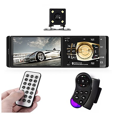 4.3 pollice 2 Din Altro Bluetooth / Bluetooth integrato / Controllo volume per Universali Supporto / Immagazzinamento / Suono / Frequenza di conversione / Voce / Telecomando