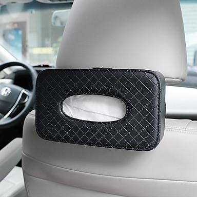 de ran fu papirnati ručnik za auto papirna vrećica kreativna višenamjenska kožna sjenila stolica natrag auto papir ručnik kutija