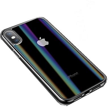 Θήκη Za Apple iPhone XS / iPhone XR / iPhone XS Max Uzorak Korice Jednobojni Tvrdo Kaljeno staklo