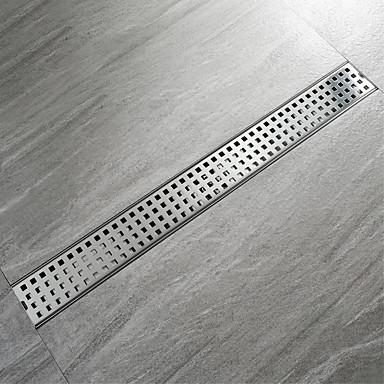 Odvod New Design Suvremena Tikovina 1pc - Kupaonica Podno postavljeno