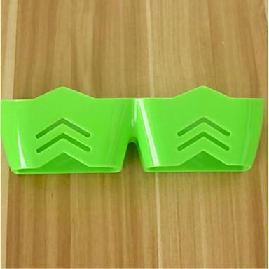 abordables Accessoires pour Chaussures-Cintre & Range Chaussures Plastique 1 paire Unisexe Vert / Orange / Rose Claire