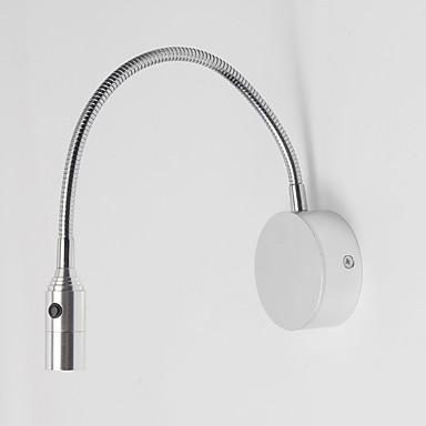 Mini Style LED / Modern / Comtemporary Zidne svjetiljke Spavaća soba / Study Room / Office Metal zidna svjetiljka 110-120V / 220-240V 3 W