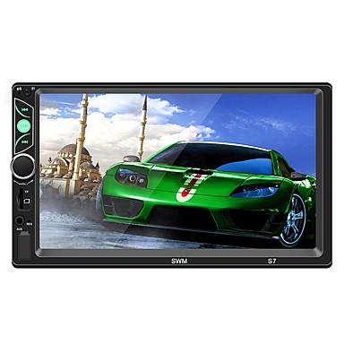 tanie Samochodowy odtwarzacz  DVD-swm s7 7 cali 2 din inny / inny os car mp5 odtwarzacz ekran dotykowy / mp3 / wbudowany bluetooth dla uniwersalnego rca / innego wsparcia mpeg / avi / mpg mp3 / wma / wav jpeg / jpg