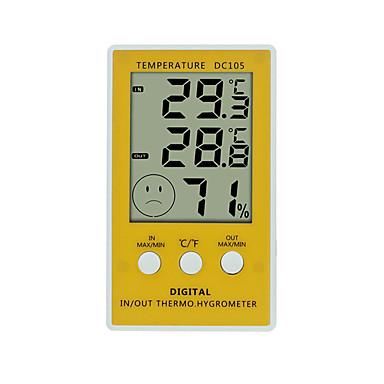 voordelige Test-, meet- & inspectieapparatuur-WINYS DC105 Draagbaar Indoor thermometer -10℃~90℃ Thuis leven, Temperatuur en vochtigheid meten