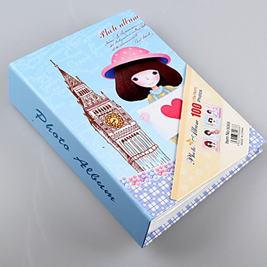 cheap Picture Frames-Photo Albums Family Modern Contemporary Rectangular For Home / Multifunction