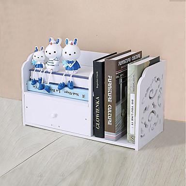 אִחסוּן אִרגוּן איפור קוסמטי מארגן PVC קצף Board צורה מלבנית יצירתי / רב שכבתי / מודרני, חדשני