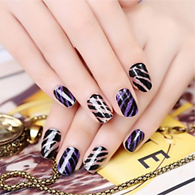 1 pcs Naljepnice Kreativan nail art Manikura Pedikura Multi Function pomodan / Moda Dnevno