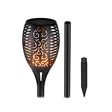 1kpl 5 W Lawn Valot Vedenkestävä / Koristeltu / Tyylikäs Lämmin keltainen Ulkovalaistus / Piha / Puutarha LED-helmet