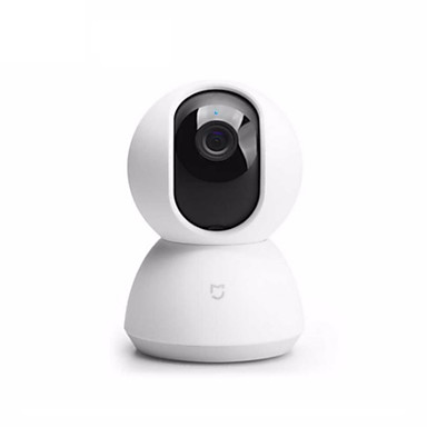 cheap Smart Home-Xiaomi Mijia HD 1080P Smart Caemra PTZ Camera Security Camera Cradle Head Version 360 Degree Night Vision Webcam 2.0MP IP Camera Camcorder for Smart Home Safety Surveillance Cameras Mi Home APP