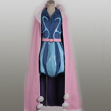 Inspirirana One Piece Cosplay Anime Cosplay nošnje Japanski Cosplay Suits Posebni dizajni Plašt / More Accessories / Kostim Za Muškarci / Žene