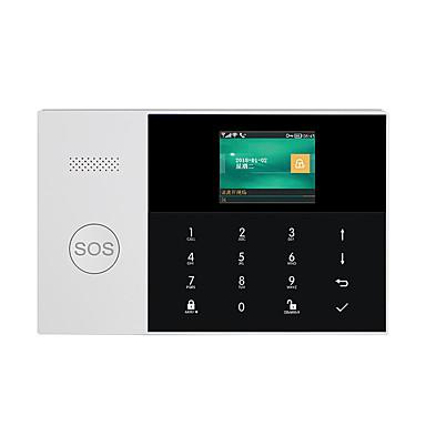 Factory OEM PG-105 Alarm Host GSM + WIFI Platform GSM + WIFI Mobile