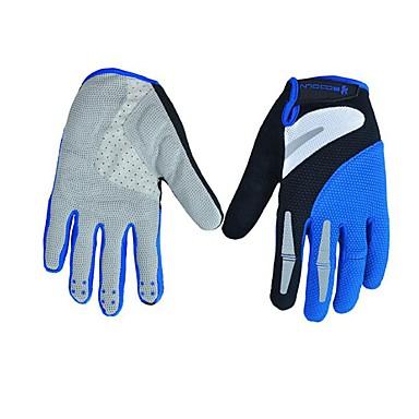 Cijeli prst Muškarci Moto rukavice mikrovlakana Prozračnost / Otporno na nošenje / Otpornost na udarce