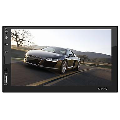 tanie Samochodowy odtwarzacz  DVD-swm 7784ad 7 calowy 2 din inny os / android7.1.1 samochód odtwarzacz mp5 / samochód odtwarzacz mp4 / samochód odtwarzacz mp3 ekran dotykowy / mp3 / wbudowany bluetooth do uniwersalnego rca / innego ws