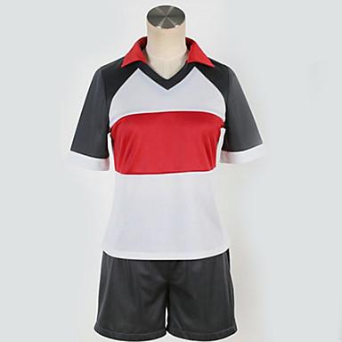 Inspirirana Jedanaest Inazuma Student / Školska uniforma Anime Cosplay nošnje Japanski School Uniforms Gradovi Kratke hlače / T-majica Za Muškarci / Žene