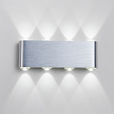Modern Contemporary Flush Mount Wall Lights Hallway Metal