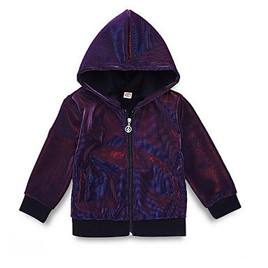 6b418c438 Baby Boys' Street chic Daily Print Long Sleeve Regular Jacket & Coat Purple  / Toddler