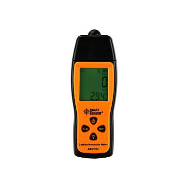 voordelige Test-, meet- & inspectieapparatuur-Smart sensor as8700a gasanalysatoren handheld koolmonoxide meter tester monitor detector gauge lcd-scherm geluid licht alarm
