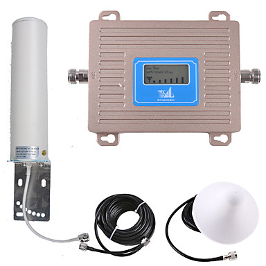 LCD/ FDD-LTE 4G Mobile Phone Signal Repeater Signal Amplifier Omni