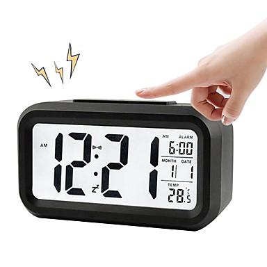 Брелонг цифровой месяц температура дата показывает дремать будильник ночной свет