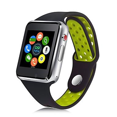 cheap Smartwatches-JSBP M3 Unisex Smartwatch Android Bluetooth 2G Smart Waterproof Touch Screen Hands-Free Calls Information Stopwatch Pedometer Call Reminder Activity Tracker Sleep Tracker / Alarm Clock / Gyro Sensor