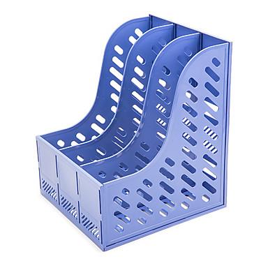 1 Pcs M&g Admn4008 Desk File Organizer Pp Etichetta Personalizzata #07131671 Nuove Varietà Sono Introdotte Una Dopo L'Altra