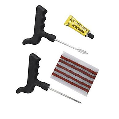 Недорогие Инструменты для ремонта автомобиля-автомобильный инструмент для ремонта шин прокол ремонт шин резиновые полосы аварийный инструмент